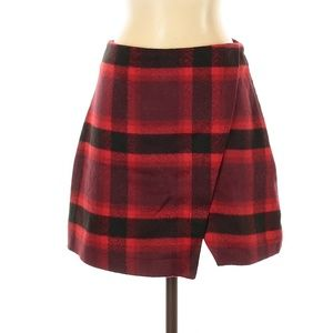 Abercrombie & Fitch Checkered Skirt